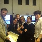 Central Scotland winners: St Thomas of Aquinas