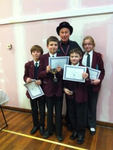 E Midlands winners: Ecclesbourne School