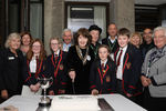 Cake Cutting with Geraldine McCaughrean