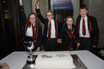 Enniskillen Royal Grammar School and The Cake!