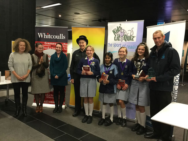 Palmerston North Normal Intermediate School, winners of the 2019 NZ National Final